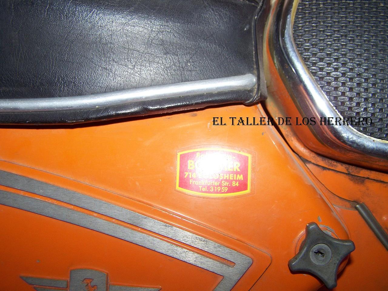 Zündapp KS 50 WC 1973 2652046E492B51F41E572A51F41BF2