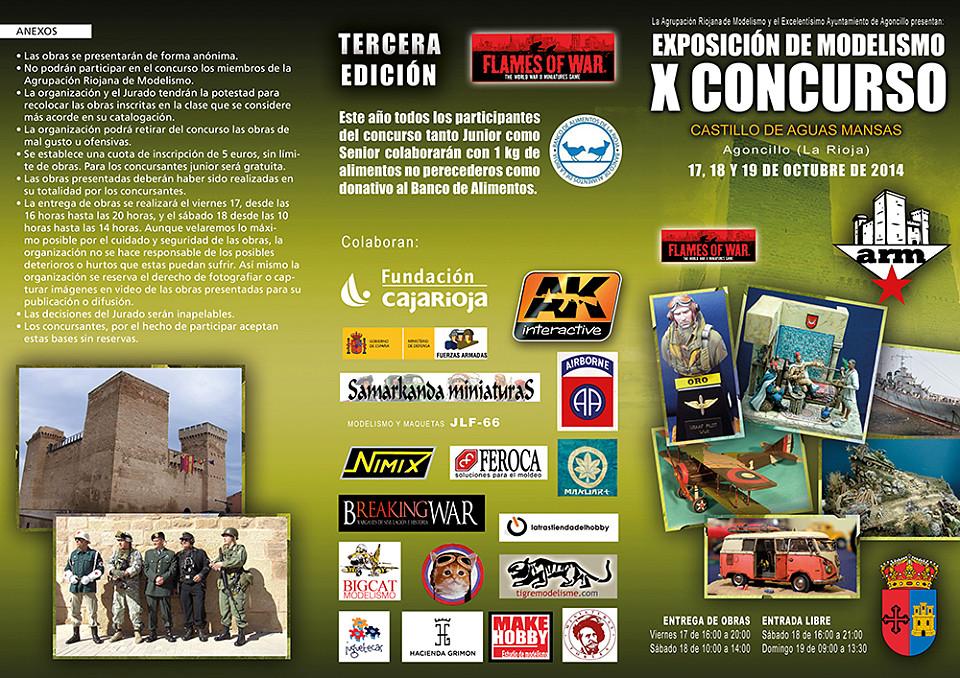 X concurso de Logroño en Agoncillo Castillo de Aguas Mansas 2014. 25549816BB26542D1E2921542D0807
