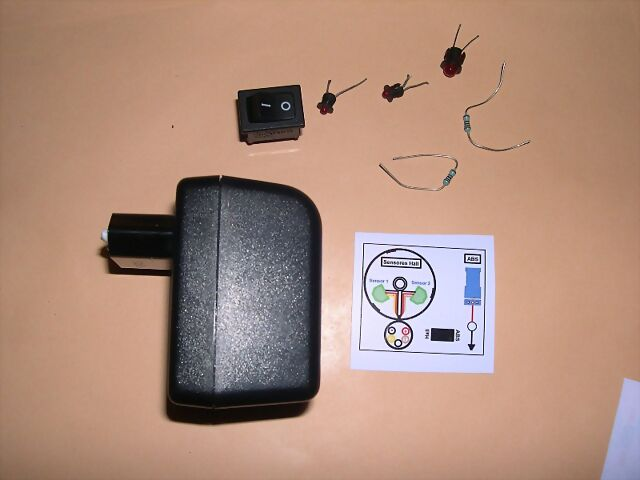 Homemade multifunction ignition timing-ABS code reader-injectors tester 3052F7AAE62C52B86D5C3652B86439