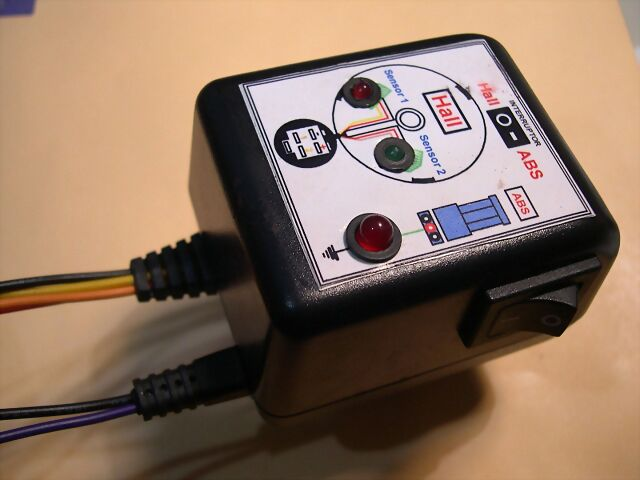 Homemade multifunction ignition timing-ABS code reader-injectors tester 2C52F7AAC73352B86D363252B8641A