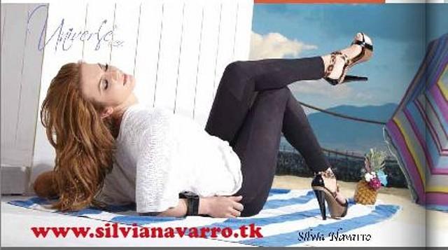 Сильвия Наварро/Silvia Navarro - Страница 3 314FA46928204F2B0E40234F2B0D86
