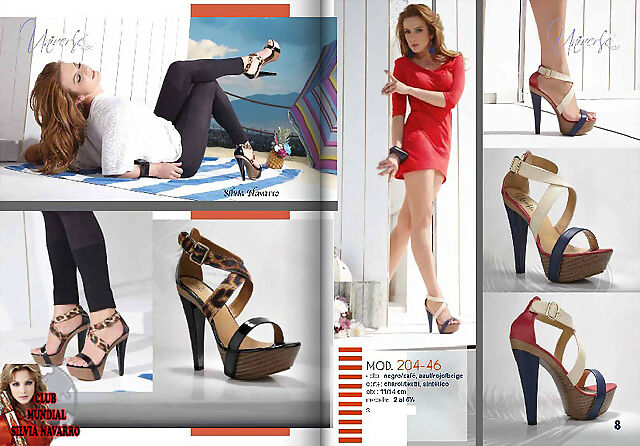 Сильвия Наварро/Silvia Navarro - Страница 3 294F39A2042D4F2EC3C4274F2EB704