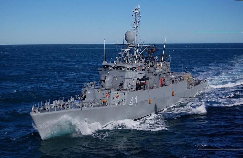 Corbetas Meko 140, una línea posible para la construccion naval militar Argentina 2B50E207C634505D3D822F505D3D62