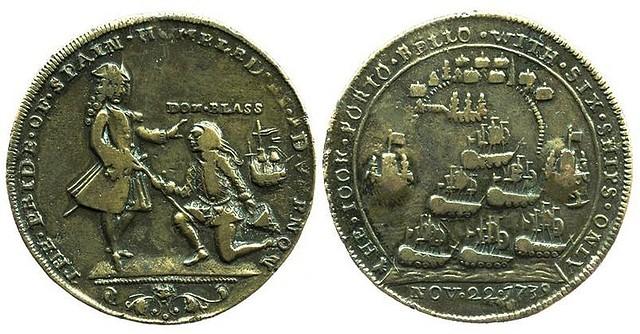 Blas de Lezo y Olavarrieta (1689-1741): un gran estratega del siglo XVIII 1F4D54E8B8224CE43354244CE43344