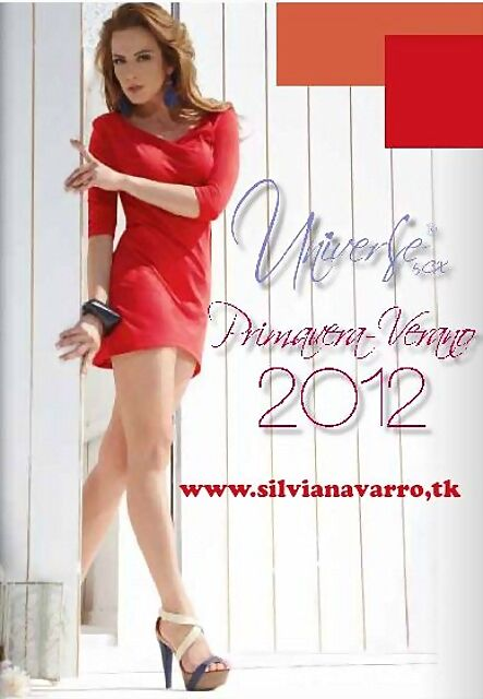 Сильвия Наварро/Silvia Navarro - Страница 3 284FA468D7254F2B0DEB234F2B0D35