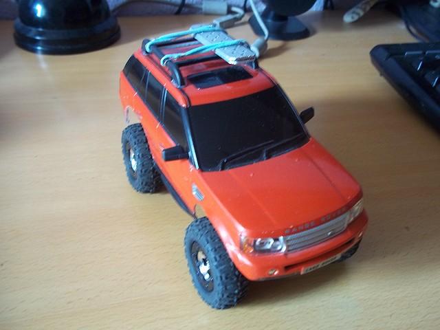 Micro Losi -  Range Rover Classic 204E2FA215304DDF60E71E4DDF5E56