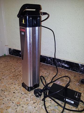 Vendo bateria 36v con cargador por 90€ 2E556234C03255243B112E55243AF2