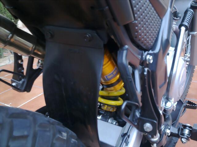 Amortiguador trasero tango 125 225672C6B930563633AC2756363388