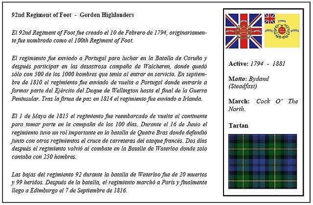 Ejército Británico 1815 - 28mm - Impetus napoleónico 2751ADB485295130B585225130B374