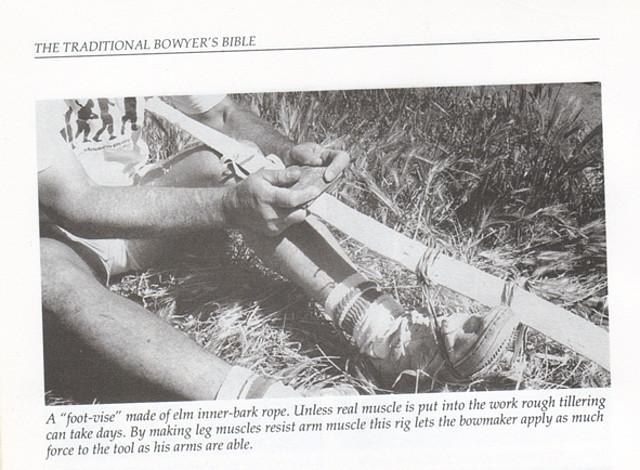 Curso de fabricación de arcos y flechas - Página 2 284E8CA58C2E4E71E7112D4E71E6BF