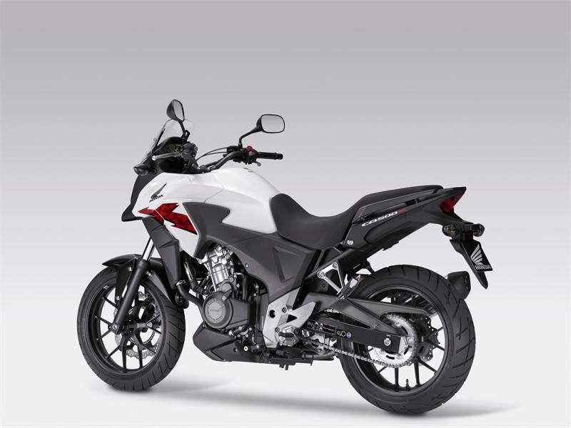 Honda CBR500R, CB500F y CB500X 184920