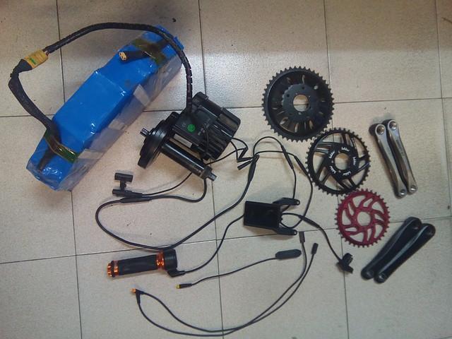 Vendo motor Bafang BBSHD y todos los complementos... 013ed6ccd9cec913267921c3b36559dfo
