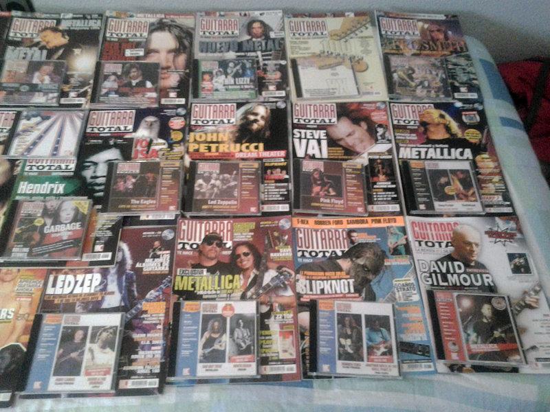 "VENDO REVISTAS SUELTAS ""GUITARRA TOTAL+CD'S"" VENDIDAS!! 1294edb8bc857324c15685fd324eb704o"