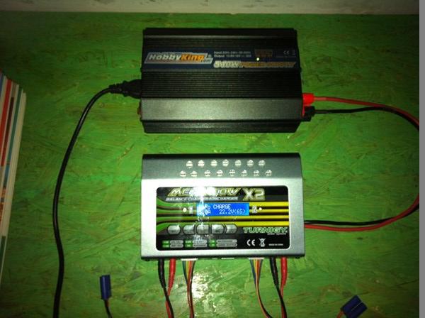 Vendo cargador turnigy mega 200W x 2 1bd6a20603071f4f733e856177fb0628o