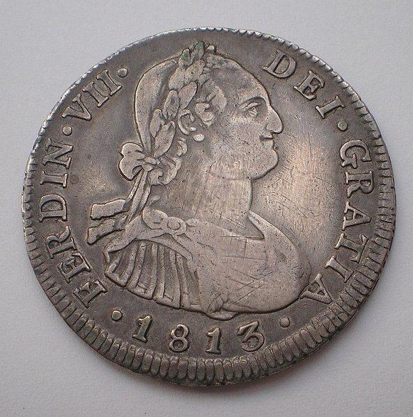 4 Reales Santiago 1813 FJ Invertido [Calicò: Mismo Ejemplar] 1c5c5608de01cc8dd2153683f22ad993o