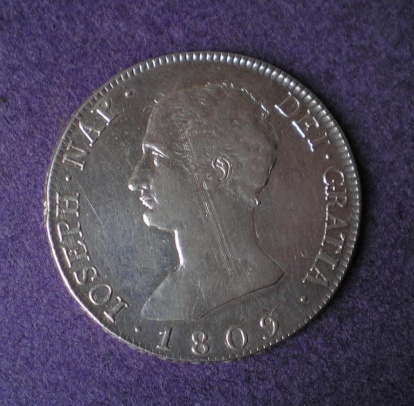 20 Reales de José Napoleón (Madrid AI, 1809) [WM n° 7198] 241e9c84bf0cc778431620438929251co