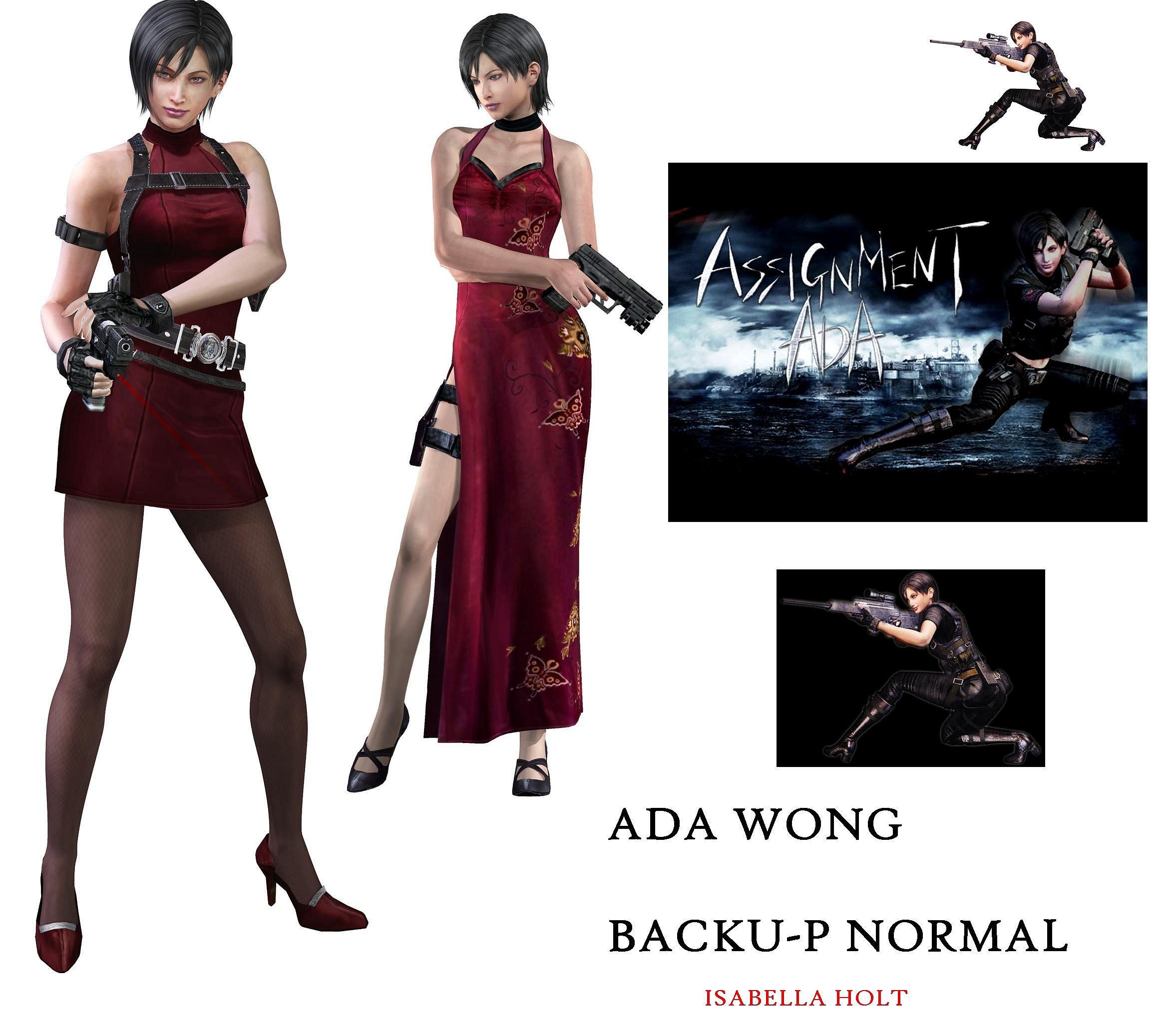 Ada Wong Original (Para Emergencia) 24e55f9d218b22e11a791c5252d9e9b2o