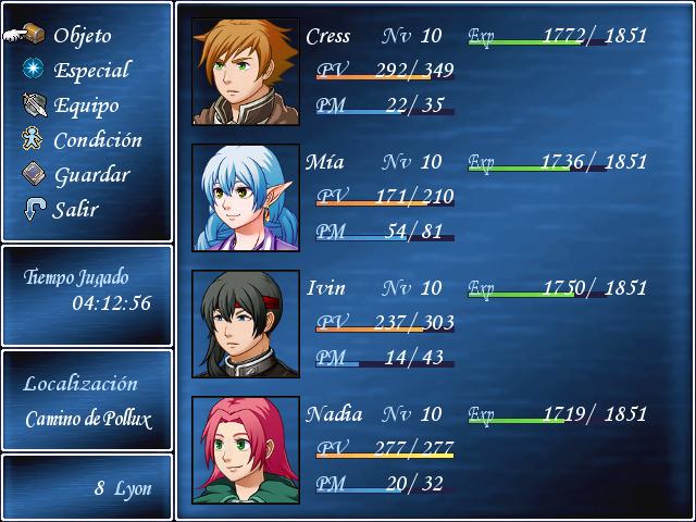 [RPG Maker XP] Solenia: El despertar de un nuevo poder - Página 2 2bddde1187e0cf0174e196d91e7be3c0o
