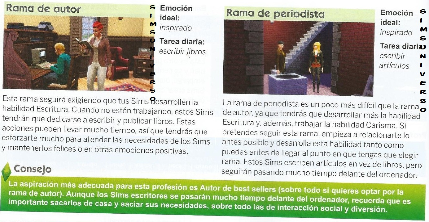 [Noticia] Profesiones en Los Sims 4 2f00a841f52edecb00cd8e5ae3d6a579o