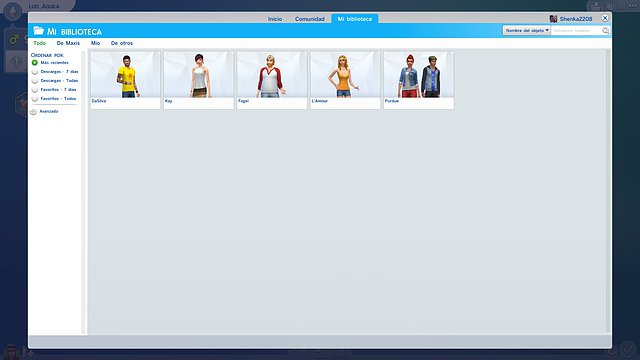 [Noticia] Mini-Reportaje de Demo CAS Los SIms 4 3219ca194e75061ee90555d999b507ceo