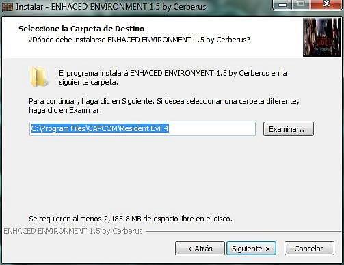 OFF-LINE (redirección) -  Mod Enhanced Environment versiones 1.5,1.6 y 2.0 para el RE4 32fe64739b4b3e6e407cfeaf2e45f5d4o