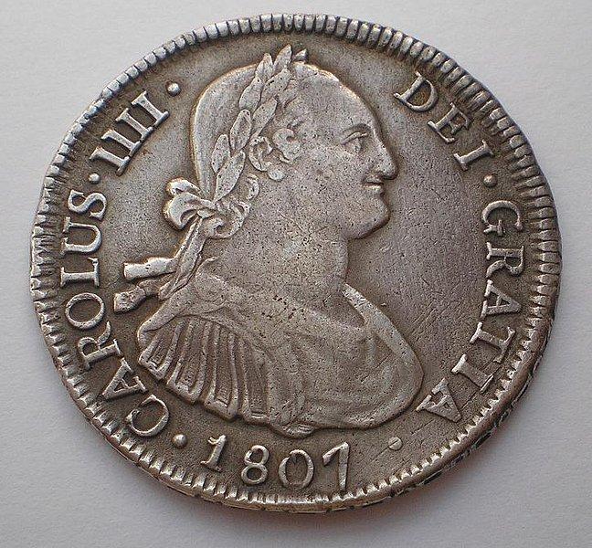 4 Reales de Carlos IV (Santiago FJ, 1807) [WM n° 7442] 35a52bb6fcdfbc30c3947feb08b56c65o