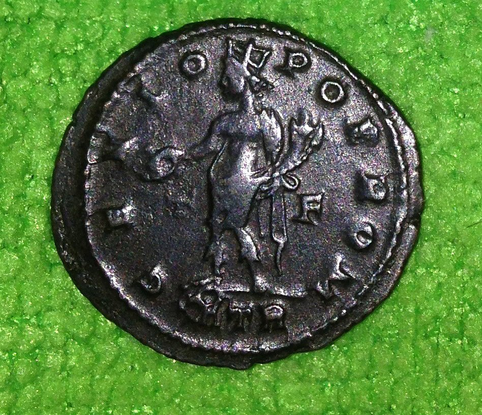 Nummus de Licinio I. GENIO POP ROM. Trier 3781c99bdb72def507f73b9831d71384o