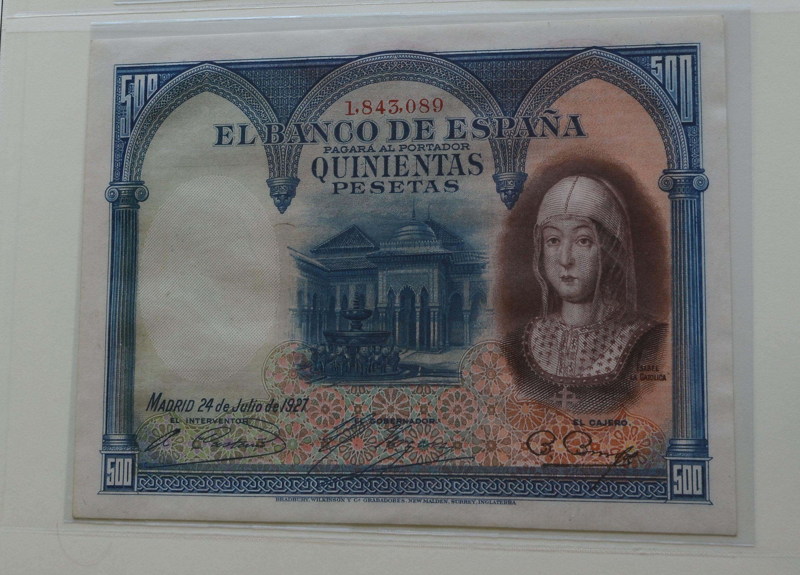 500 Pesetas 1927, (Isabel la Católica) 3b47a03a7c520e2100556a6583aa14a4o