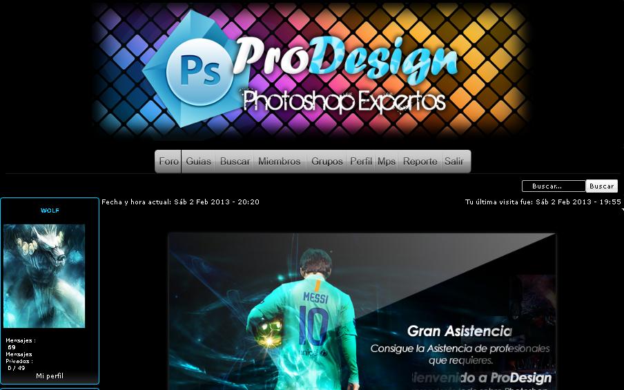 Foro de diseño grafico: Pro design 3d33764496620e2046776e03897f7f71o