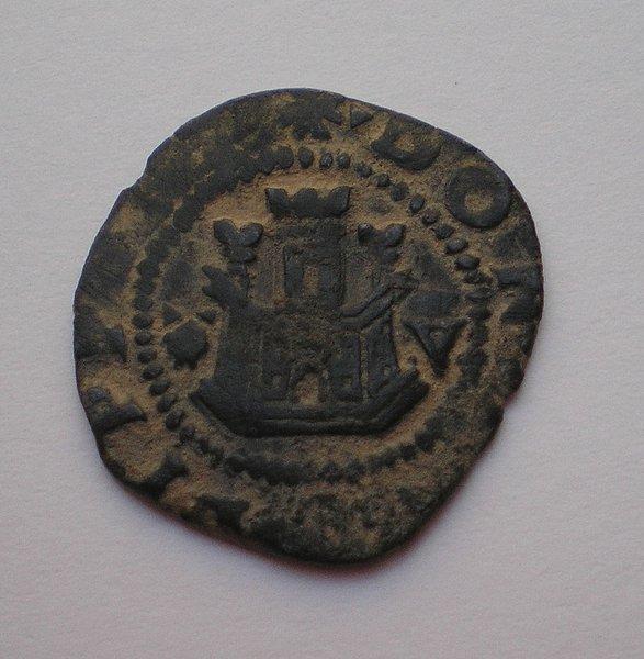 2 Cuartos de Felipe II (Coruña, 1575-1591) 3faab4812eff42ddbb7f303e397d58d5o
