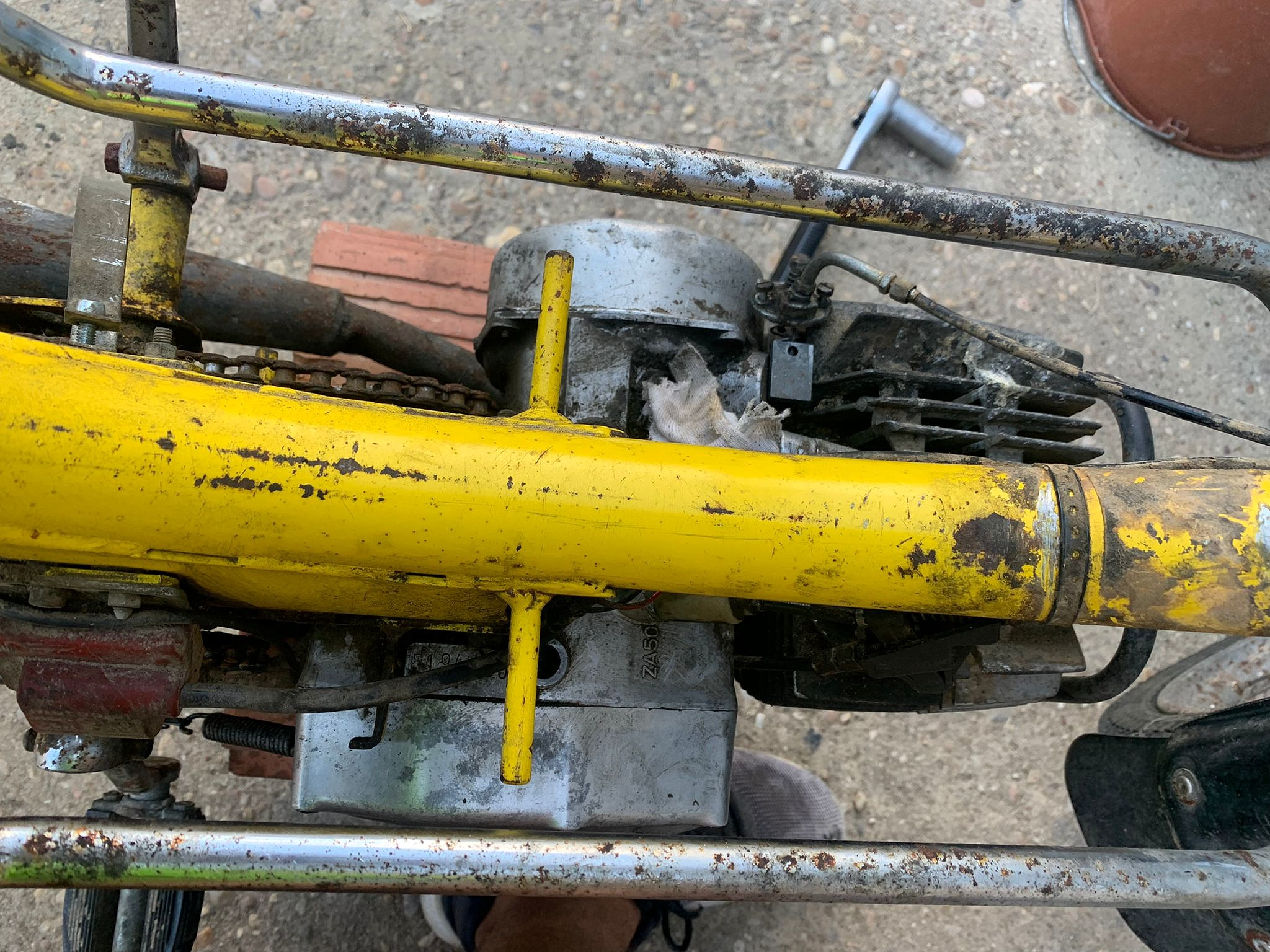 Problema con cable del descompresor Puch x30 cross 4580d5d409b19aaaef0b83349f891e16o
