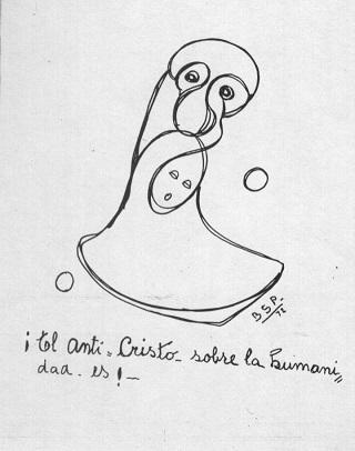 """hombre - El contactado Benjamín Solari Parravicini (el """"Nostradamus"""" argentino) 489e46f6ddc70d40767f15105a7455a3o"""