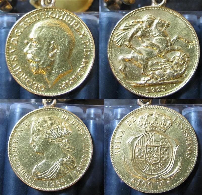Monedas ORO 4ac213baa49452ab98020562a947e0bfo