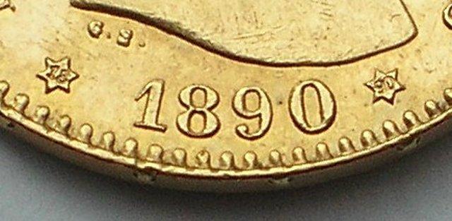 20 Pesetas Alfonso XIII 18*90 SC 4f4e4c508d31bf7ae6111db26bc933aco