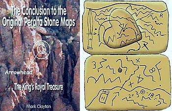 moctezuma y su tesoro en arizona con petroglificos y mapas para encontrarlo interesan 500a2a67162a9d4d5a64ecaeda71c8efo
