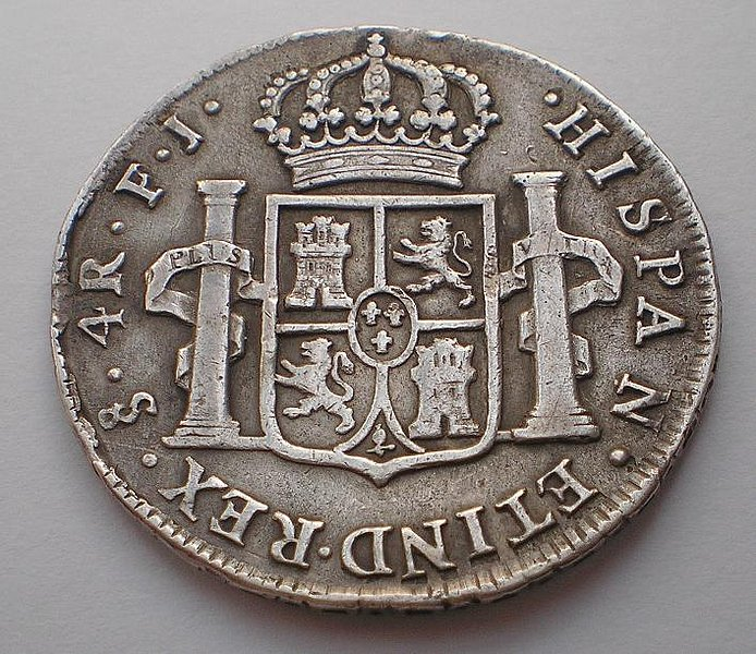 4 Reales de Carlos IV (Santiago FJ, 1807) [WM n° 7442] 5446269a832c3045388f959e4aa20e98o