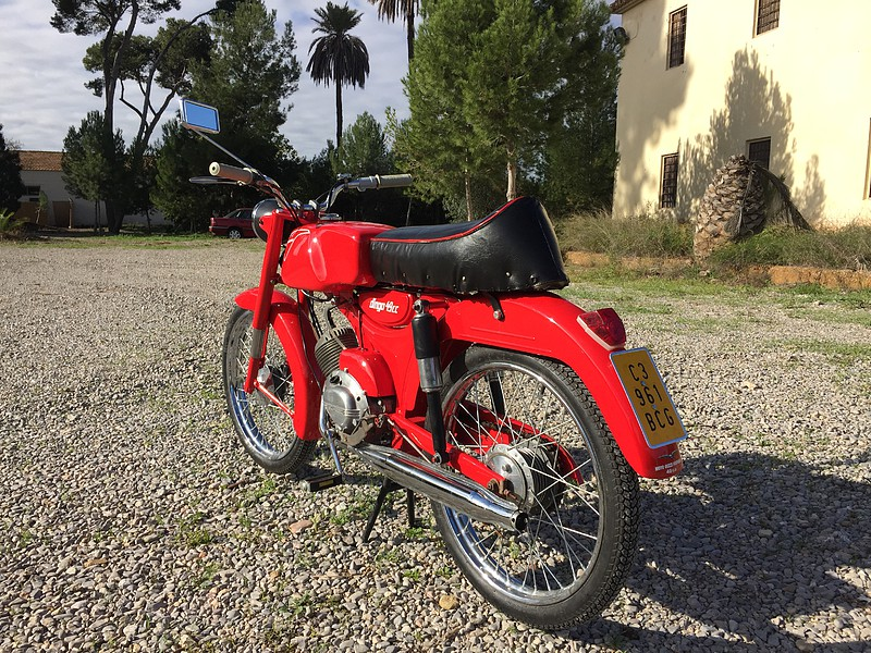 Nuevo proyecto: Moto Guzzi Dingo I 55de07457e5925fc6641387b5be941bfo