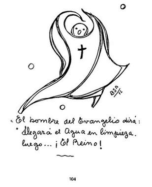 "mundo - El contactado Benjamín Solari Parravicini (el ""Nostradamus"" argentino) 61badb5116eb031220efe62c9a2e92e5o"
