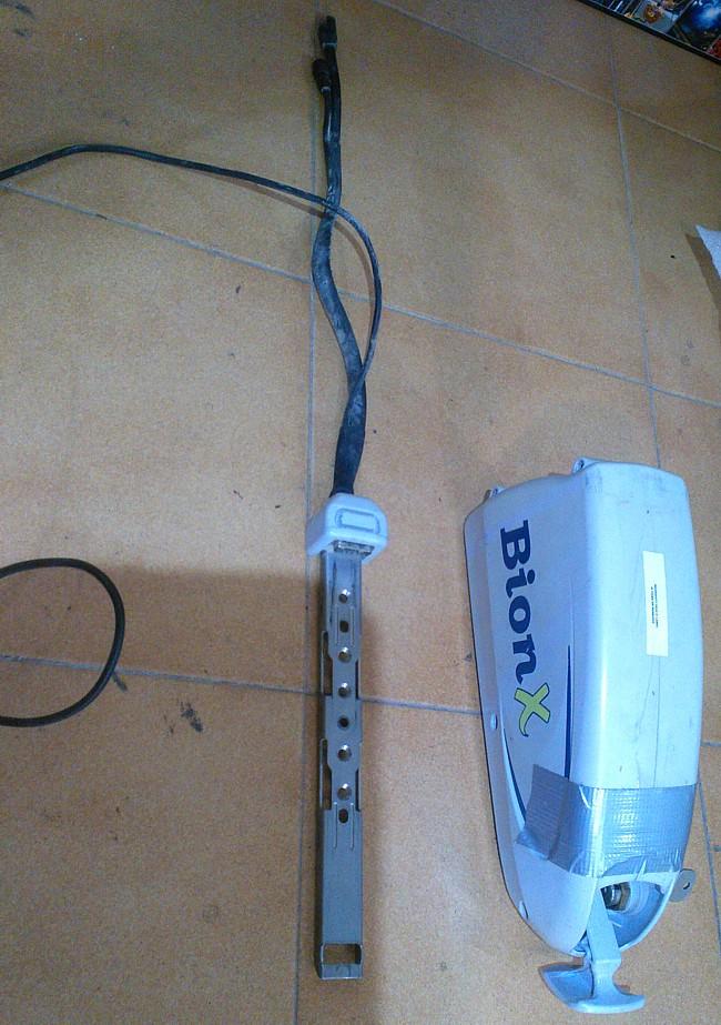 Vendido kit Bionx excepto motor 743de420341756bd485ad6b0e57ce3d7o
