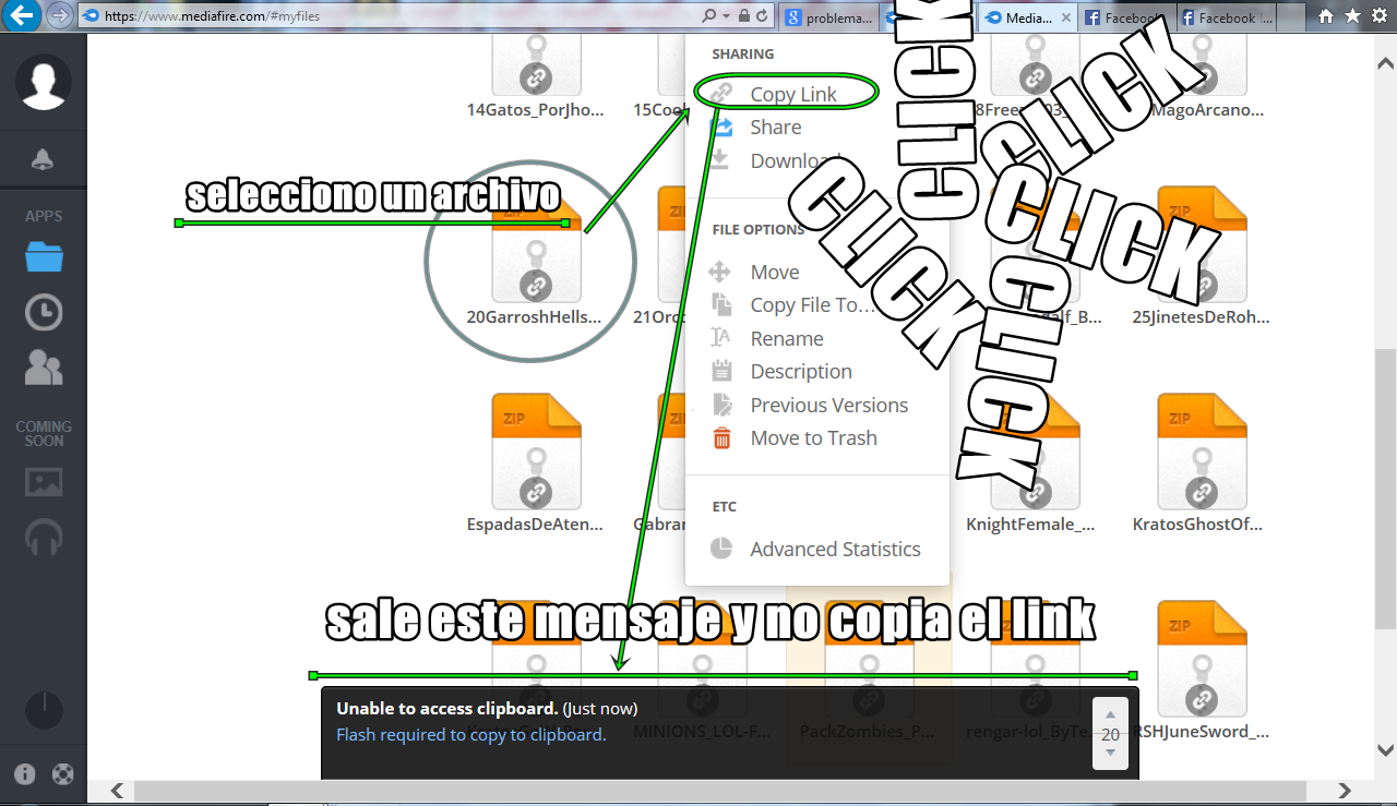 Usuarios de mediafire....No se puede acceder a portapapeles. 7dd94a361c4d598759abe9b6da4efca1o