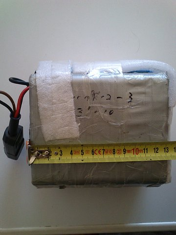 """Batería LiFePO4 36v10Ah compacta y """"ligera"""" 83811a8b89a6843423d2496fa7a2b844o"""