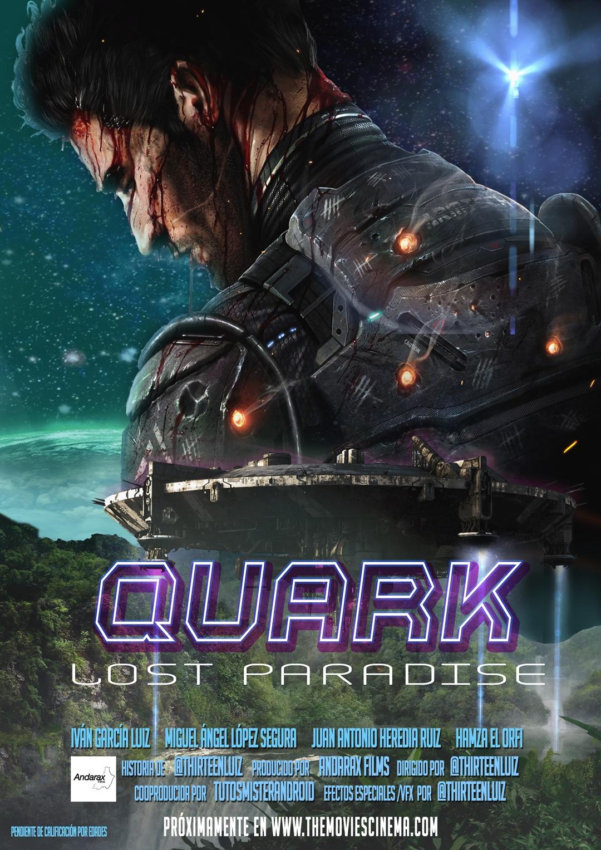 Quark: Lost Paradise (Poster y Sinopsis) 83ecf17fedcc3ca35a9816c5cdd1cb89o