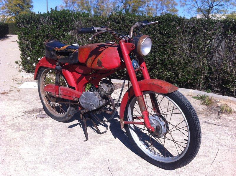 Nuevo proyecto: Moto Guzzi Dingo I 83ffdff196ba81d12f88f421fe526b42o