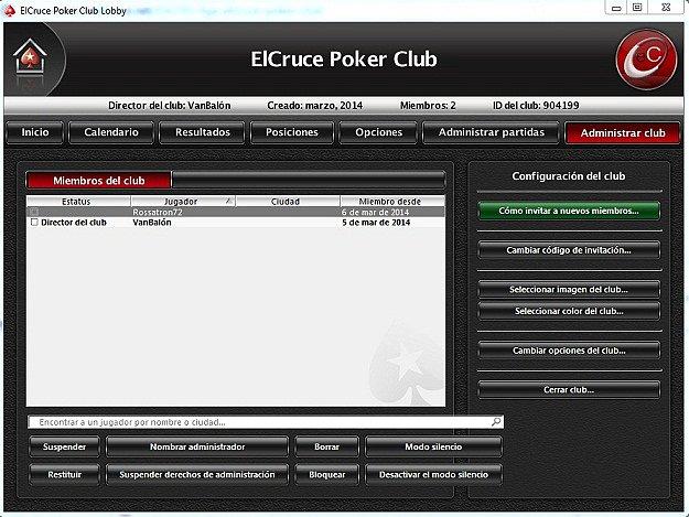 Liga ElCruce Poker Club 87532489dac29152f8f04b63a680d451o