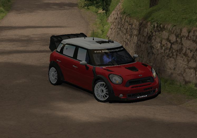 Mini John Cooper Works Countryman S2000 y WRC  by Garyson 8aafe1742b2155b8ab6f4a1398098414o