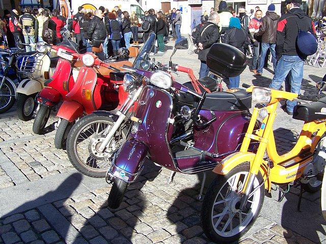 Los Reyes Magos llegan en moto 8e1ac9f843ec07caa82b0adeb3497386o