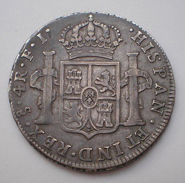 4 Reales Santiago 1813 FJ Invertido [Calicò: Mismo Ejemplar] 92e0ee617e0da0e0ef12bb4a1f53ccaeo