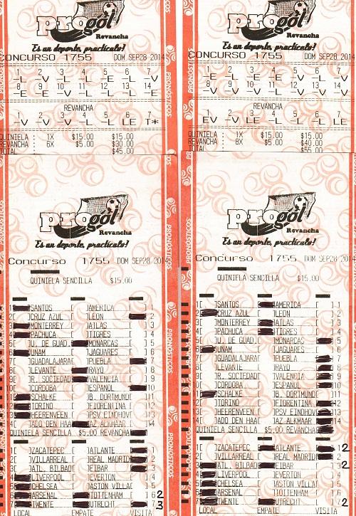 2da. TEMPORADA DE QUINIELAS 9651e7c5d9c8d74e168fefc9dea428f5o