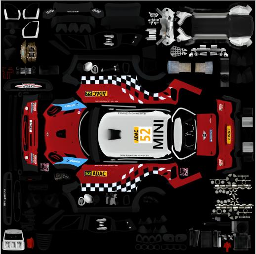 Mini John Cooper Works Countryman S2000 y WRC  by Garyson 9748d3d25ae7bc9eabc4dc9da83ee6d4o