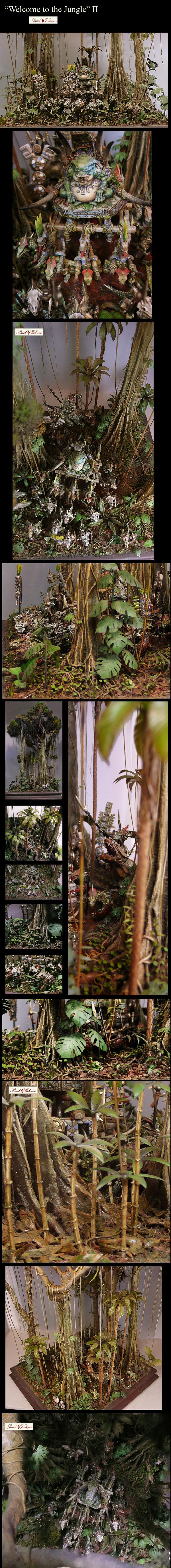 bienvenu dans la jungle par Paul Valenx ( impréssionnant ) 9835e3450e1464acb1ec5f4718c2eb9co